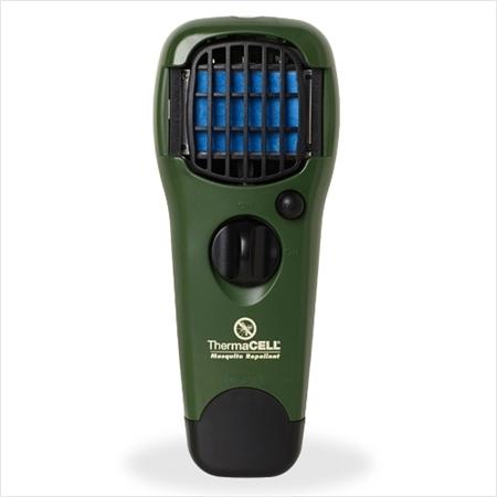 Myggskydd portabel Grön