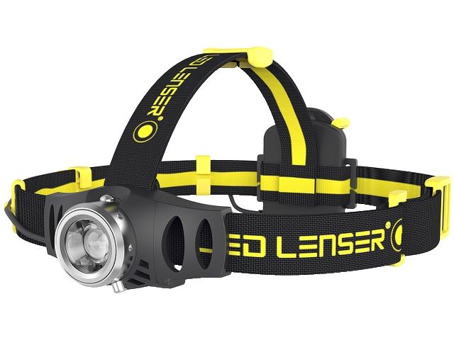 Pannlampa IH6R LED uppladdningsbar