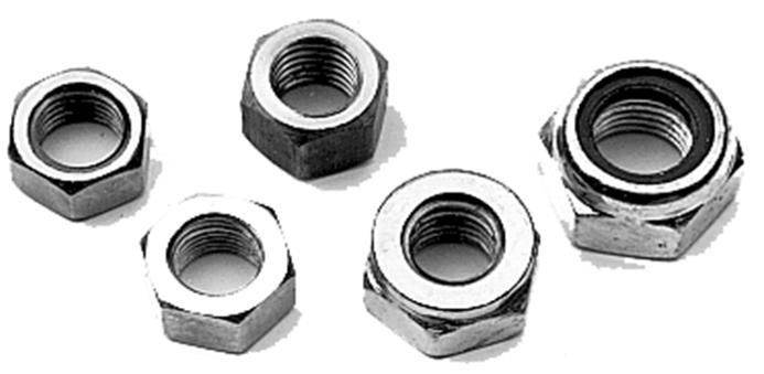 Avgasmutter M10x1,5 - 10st