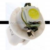 Instrumentlampa 12V högint - Xenonvit