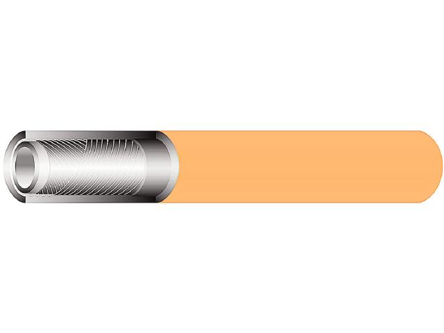Gasolslang 8mm orange