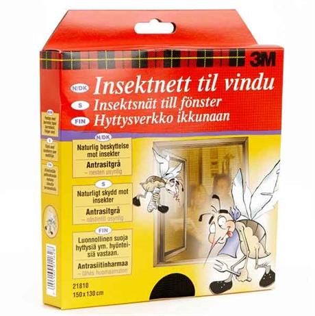 Insektsnät 150x130cm