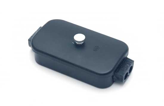 Kabelförbindn.box 8-pol flatstIft