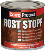 Rust-Stopp Röd 250ml