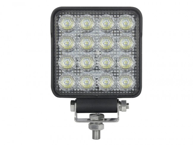 Arbetslampa LED bred med DT 24 W