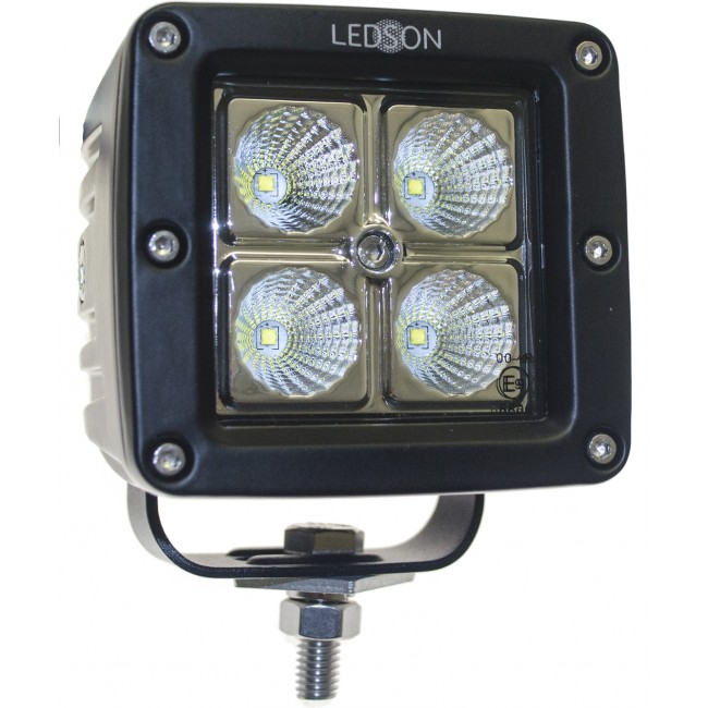 LED-backljus 12W (E-märkt, flood)