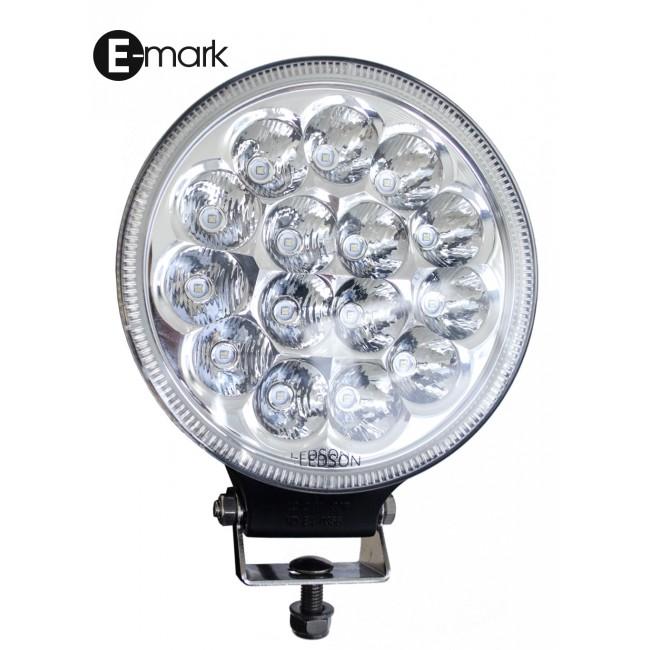 "LED Extraljus 7"" 45W (E-märkt, Driving Beam)"