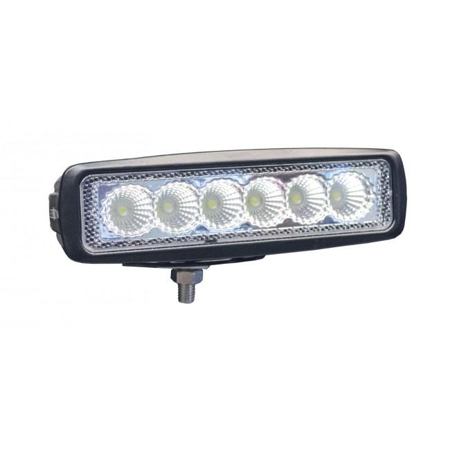 LED-backljus 6,3 18W (flood)