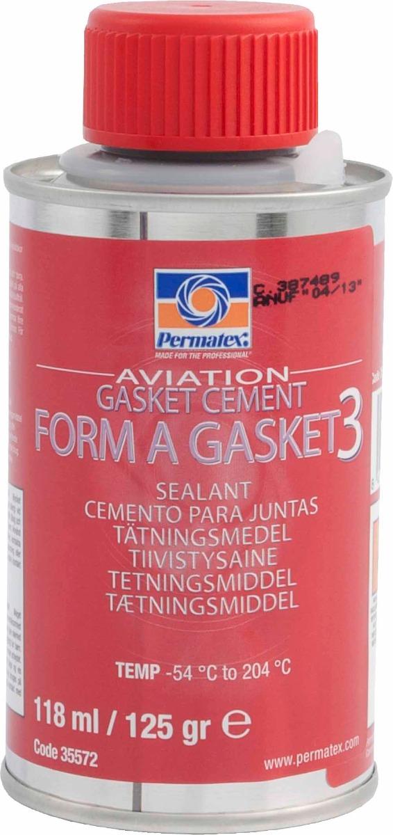 Aviation Form-A-Gasket No.3 - 125ml