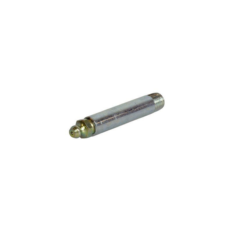 Förlängningsnippel rak 1/8, 40 mm