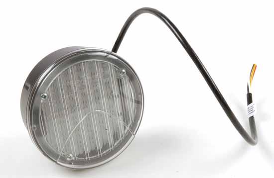 Bak-/broms-/blinkl höger 24V LED