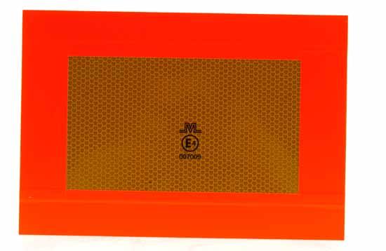Reflexskylt-sats 283x197 för släpfordon