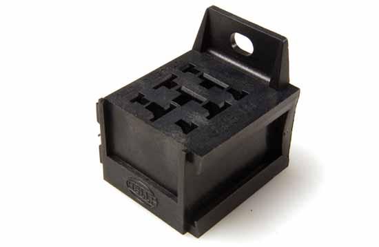 Reläsockel 5+4-polig Minirelä