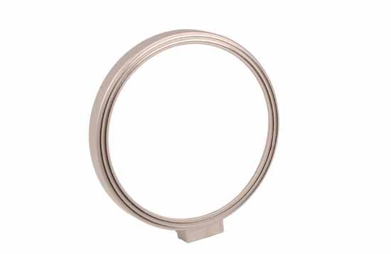 Glassarg silver/krom R 3000
