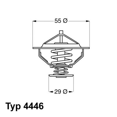 Termostat 4446.83