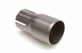 Skarvrör avgassystem Ø 24-30mm
