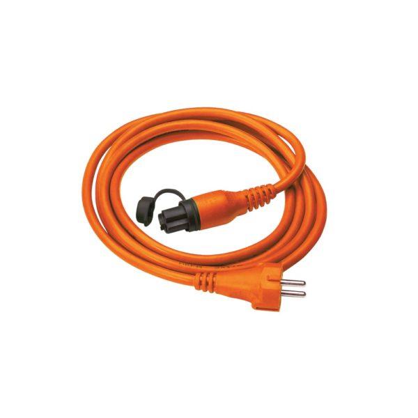 Anslutningskabel MiniPlug Heavy Duty 2,5mm² - 10m