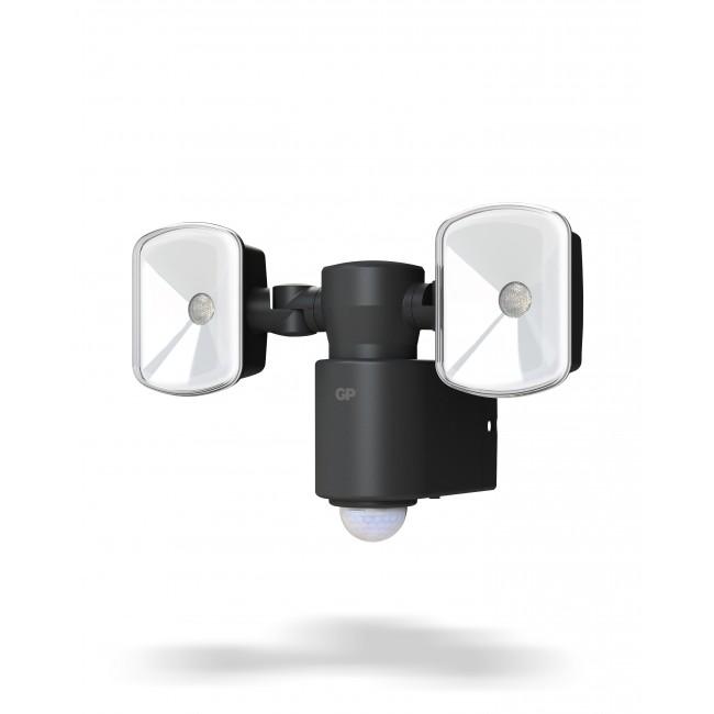 Safeguard trådlös utomhusbelysning med LED