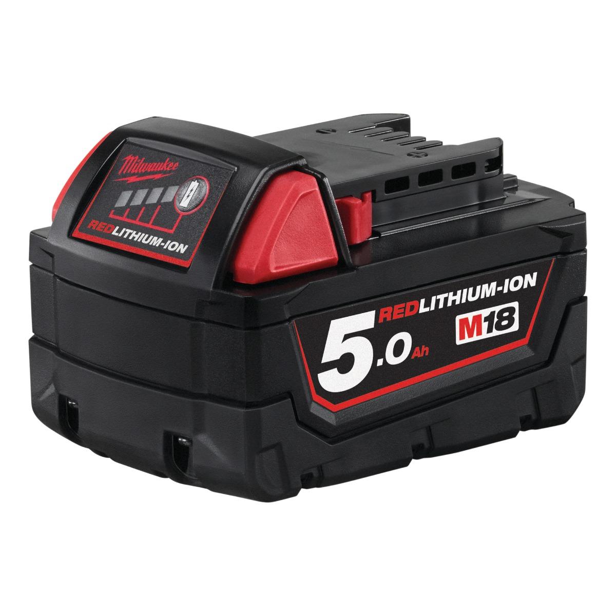 Batteri M18 B5 5,0Ah Li-ion