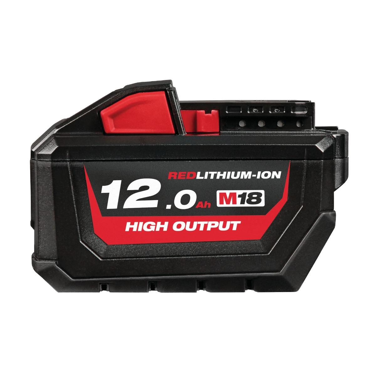 Batteri M18 HIGH OUTPUT™ 12.0Ah