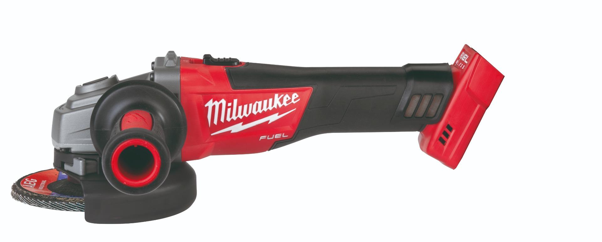 Vinkelslip 125mm M18 CAG125X-0X