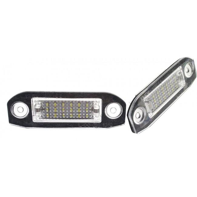 LED-skyltlykta till Volvo, nyare modeller