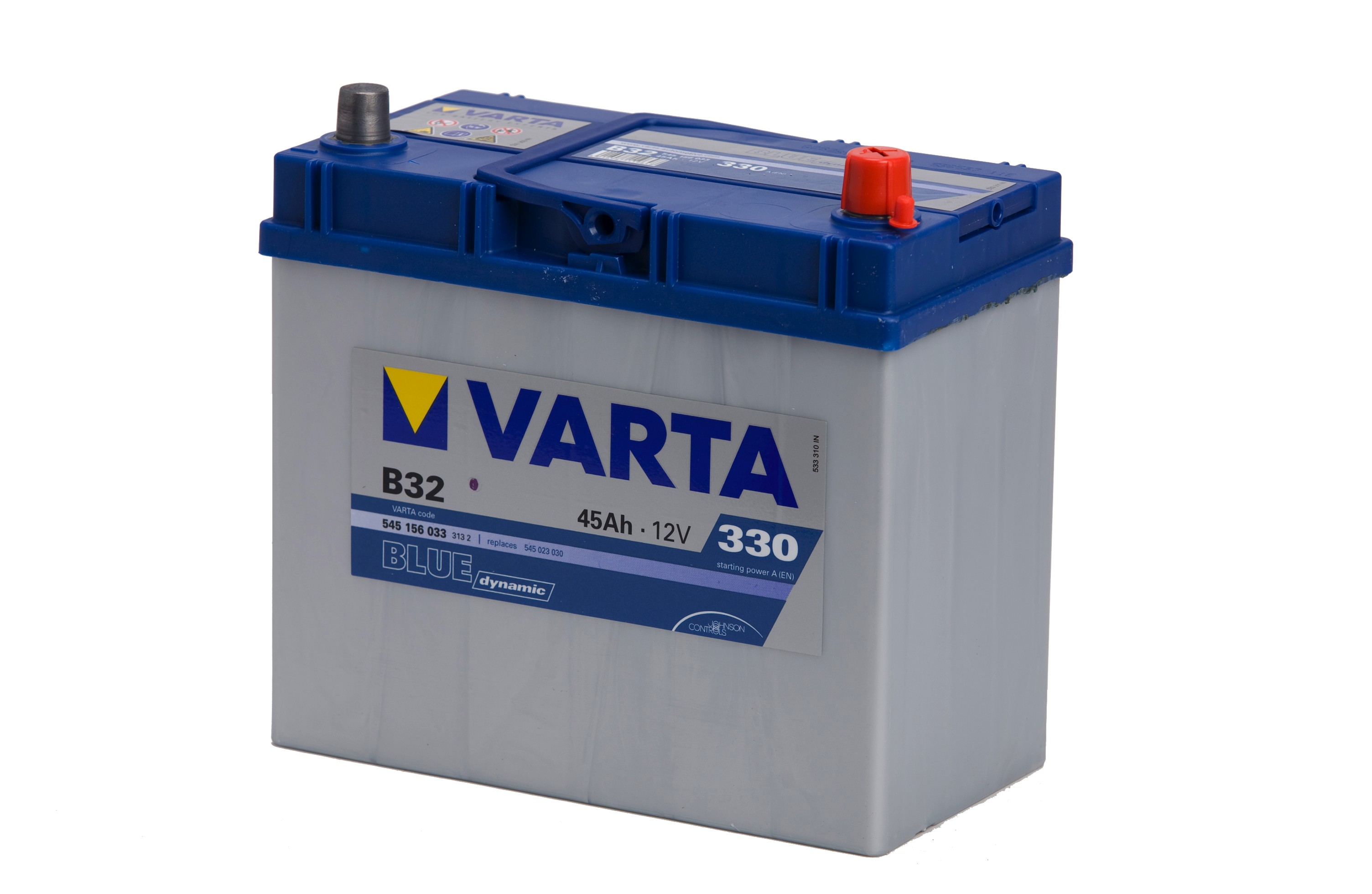 Bilbatteri Blue Dynamic B32 - 45Ah