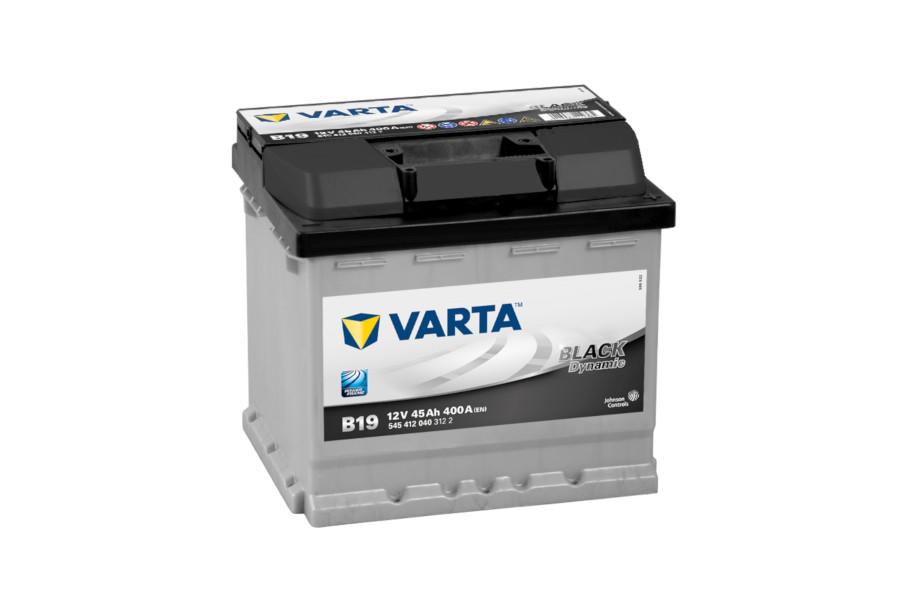 Batteri Black Dynamic B19 - 45Ah