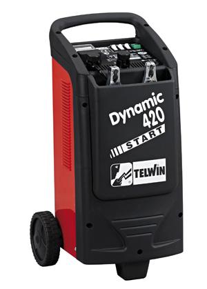 Batteriladdare Telwin Dynamic 420, 50A