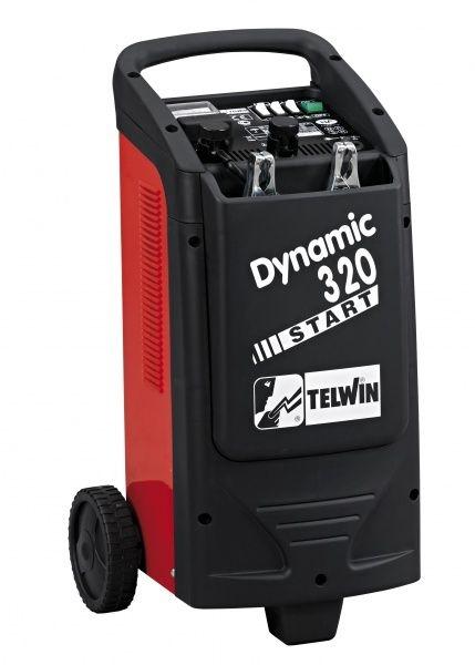 Batteriladdare Telwin Dynamic 320, 30A