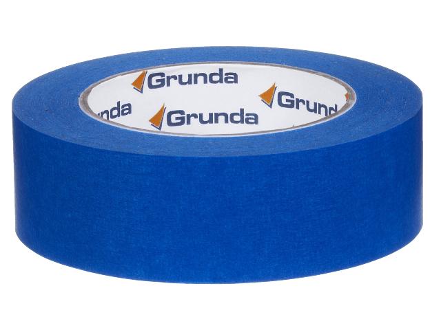 Maskeringstejp blå UV 19mm x 50m