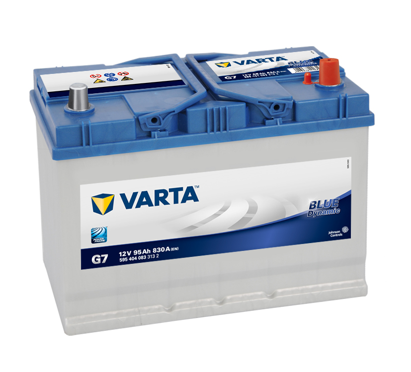 Batteri Blue Dynamic G7 - 95Ah