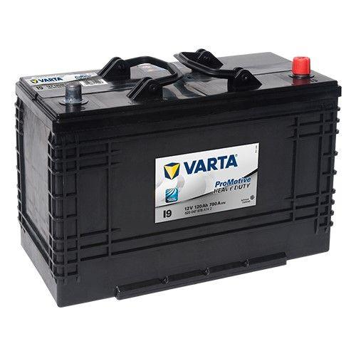 Batteri I9 PROmotive HD - 120Ah