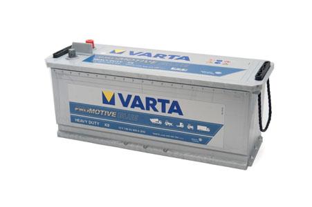 Batteri blue HD 140Ah K8