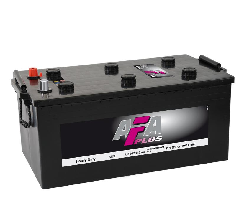 Batteri AT27 AFA Plus HD225 - 225Ah