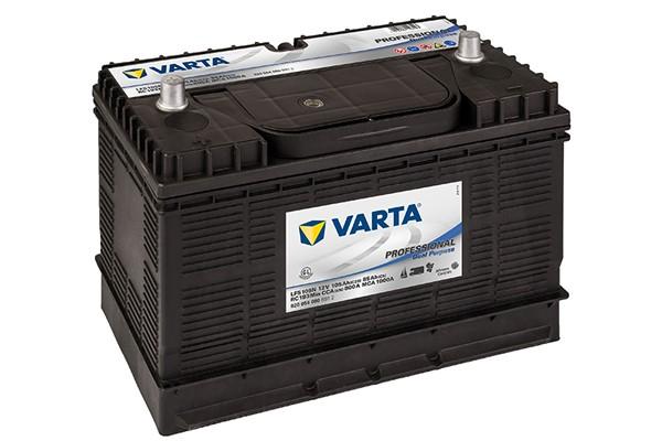 Fritidsbatteri Professional - 105Ah
