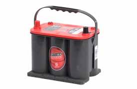 RedTop S 3.7 - 44Ah