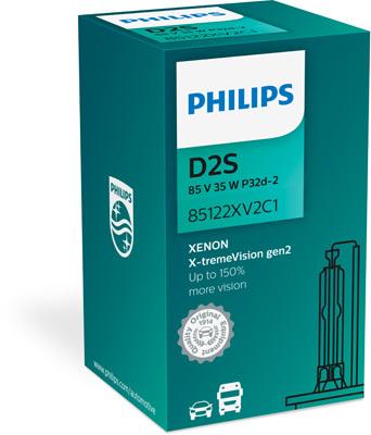 Gasurladdningslampa D2S X-tremeVision gen 2