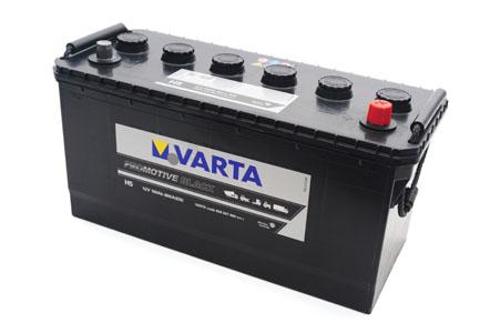 Batteri black HD 100Ah H5