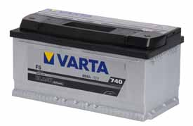 Batteri Black Dynamic F5 - 88Ah
