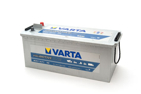 Batteri blue HD 170Ah M8