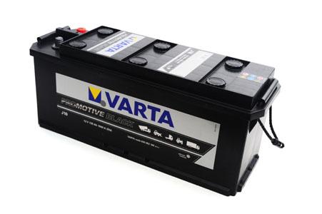 Batteri black HD 135Ah J10