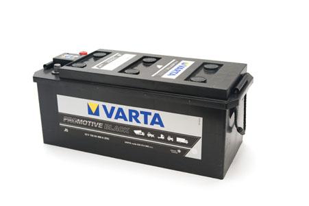 Batteri black HD 130Ah J5