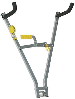 Cykelhållare - 2 cyklar