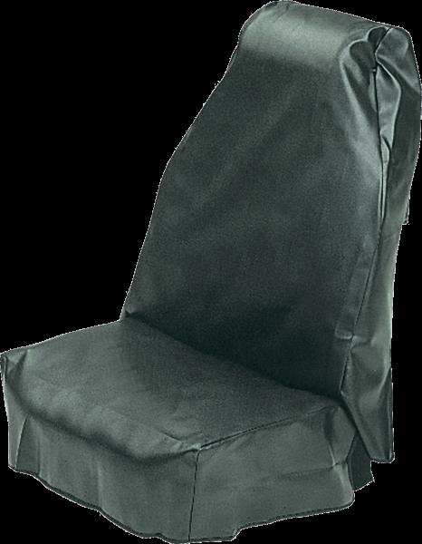 Sittskydd, hög rygg med kappa