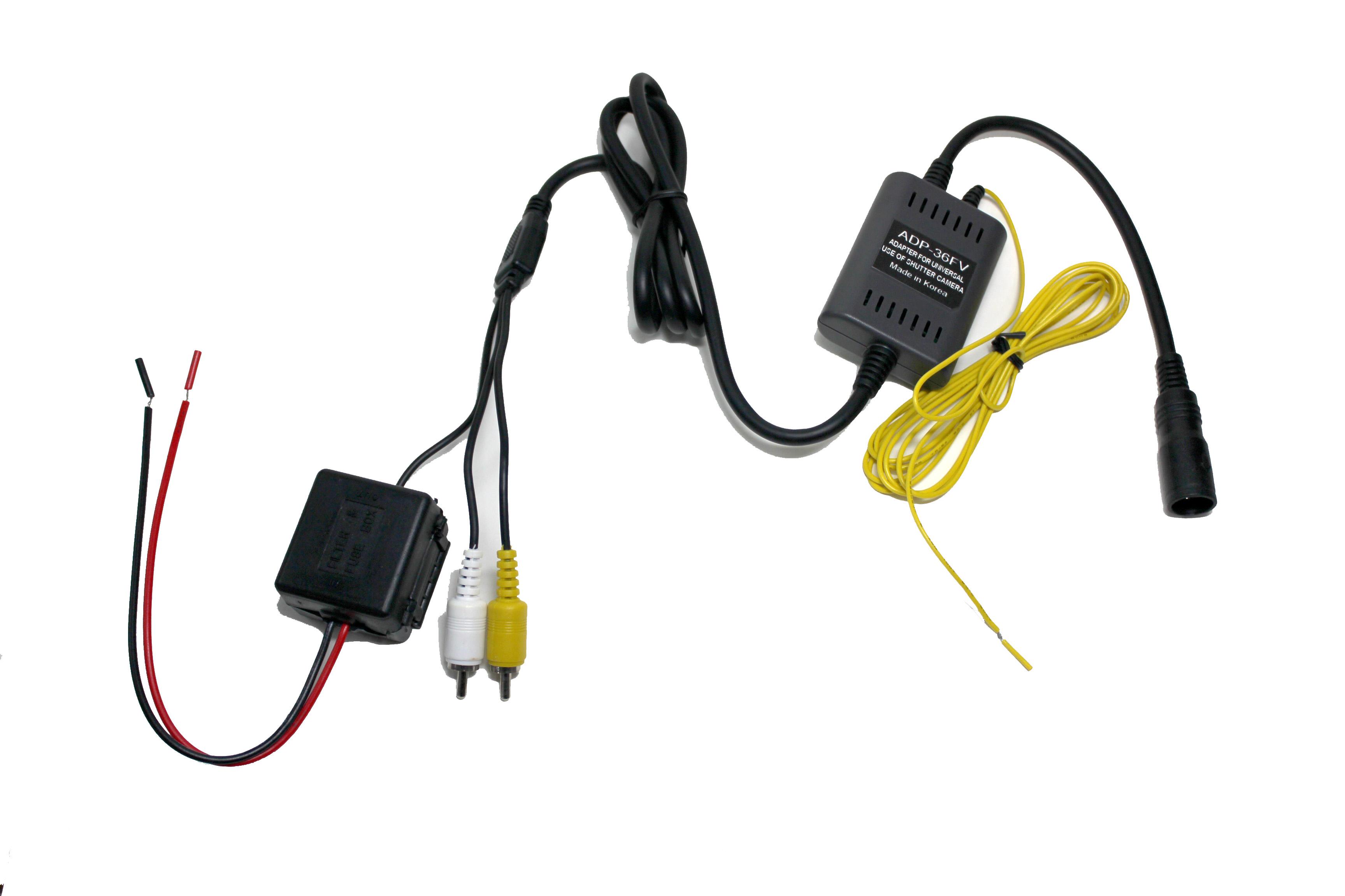 Adapter för MXN80/90C till RCA