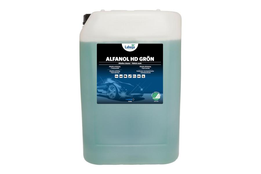 Alfanol HD Grön, 25L