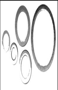 Aluminiumbricka 6x10x1mm 25st
