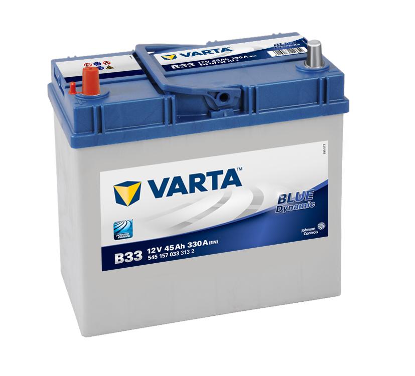 Batteri B33 Blue Dynamic - 45Ah