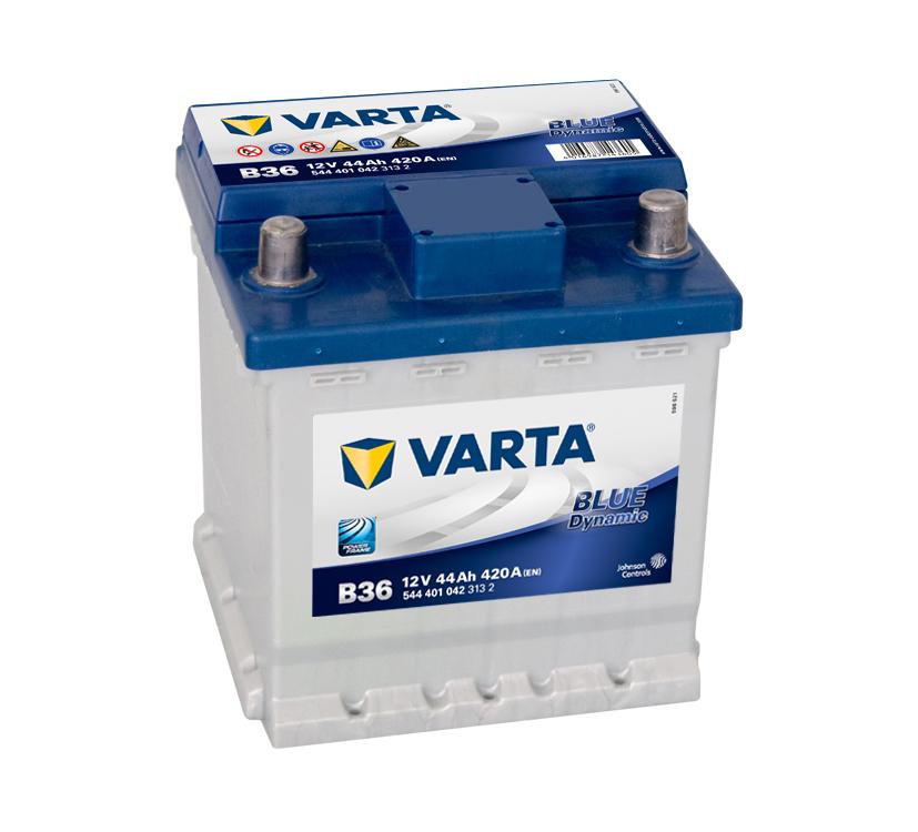 Batteri B36 Blue Dynamic - 44Ah